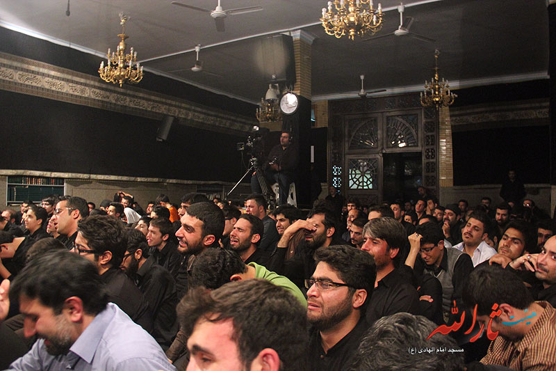 تصاویر مراسم عزاداری محرم ۱۳۹۲ سری دوم