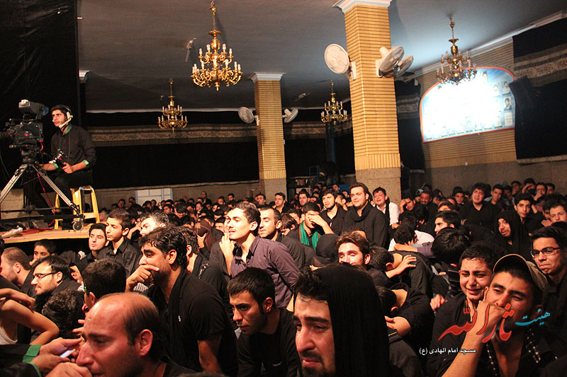 تصاویر مراسم عزاداری محرم ۱۳۹۲ سری سوم