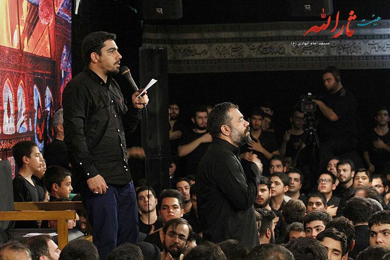 تصاویر مراسم عزاداری اربعین حسینی ۱۳۹۴ سری اول