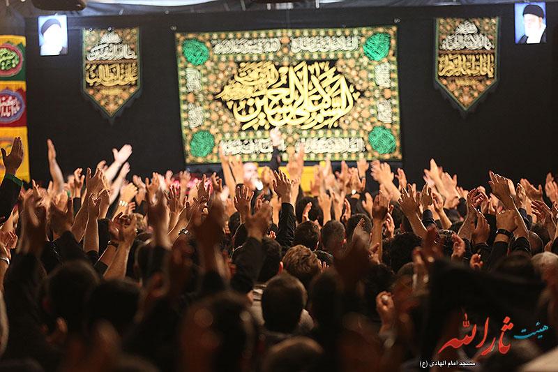 تصاویر مراسم عزاداری محرم ۱۳۹۴ سری پنجم