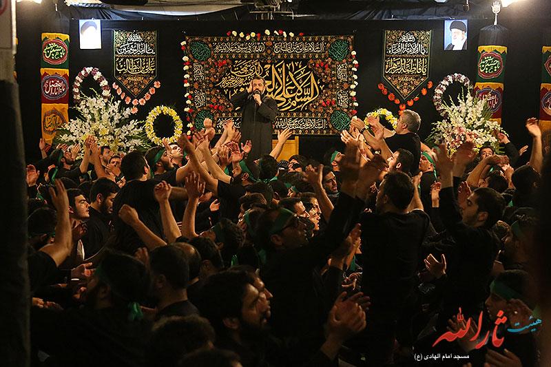 تصاویر مراسم عزاداری محرم ۱۳۹۴ سری هشتم