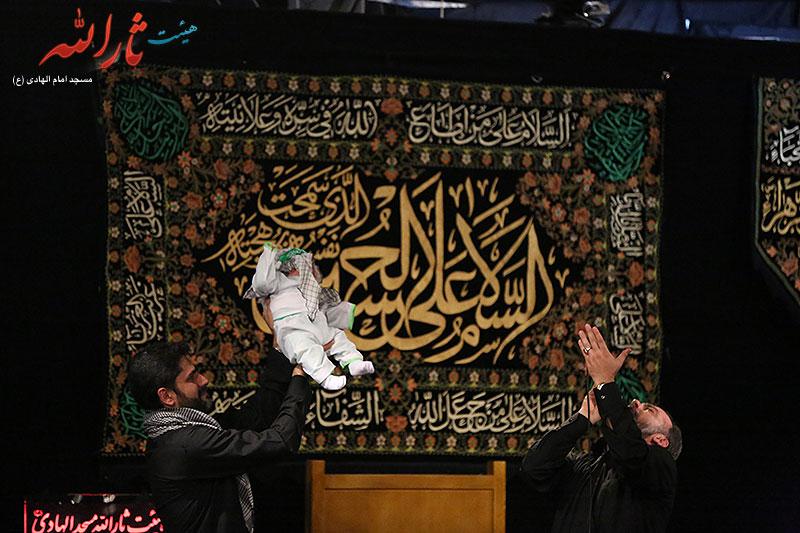 تصاویر مراسم عزاداری محرم ۱۳۹۴ سری نهم